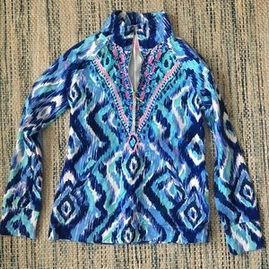 XS Lilly Pulitzer popover